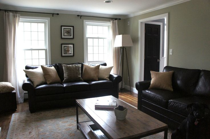Best Of The Week 9 Instagrammable Living Rooms: Best 25+ Black Leather Couches Ideas On Pinterest