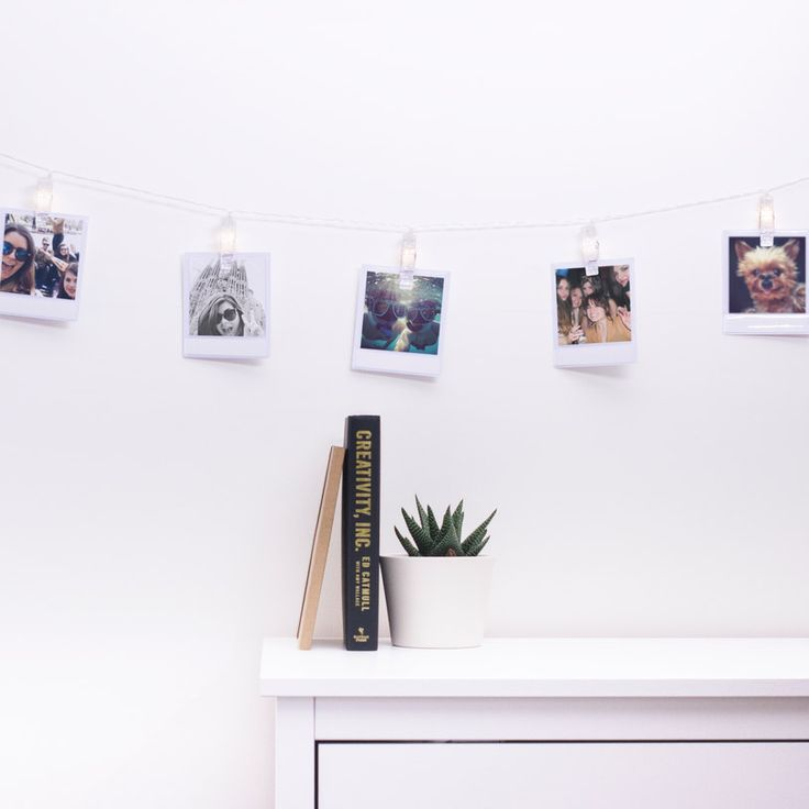 Polaroid Peg String Lights - Make it snappy