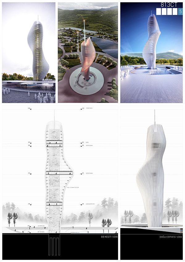 EXPO 2016 Antalya Expo Tower on Behance
