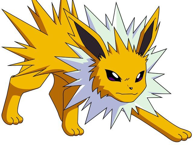 I got: Jolteon! What Eeveelution Are You?