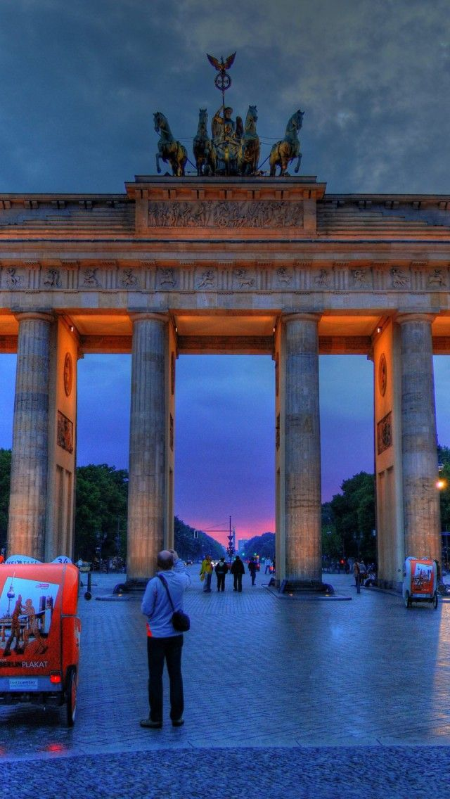 My husbands mother is from here so we visited his grandma while in Germany  \Brandenburg Gate berlin  germany