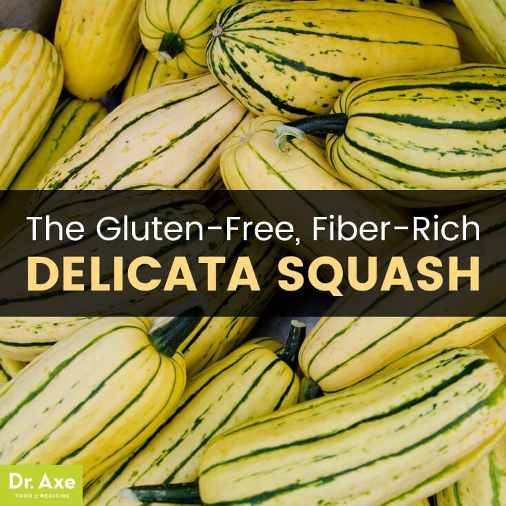 Delicata Squash Nutrition Facts, Health Benefits And Uses