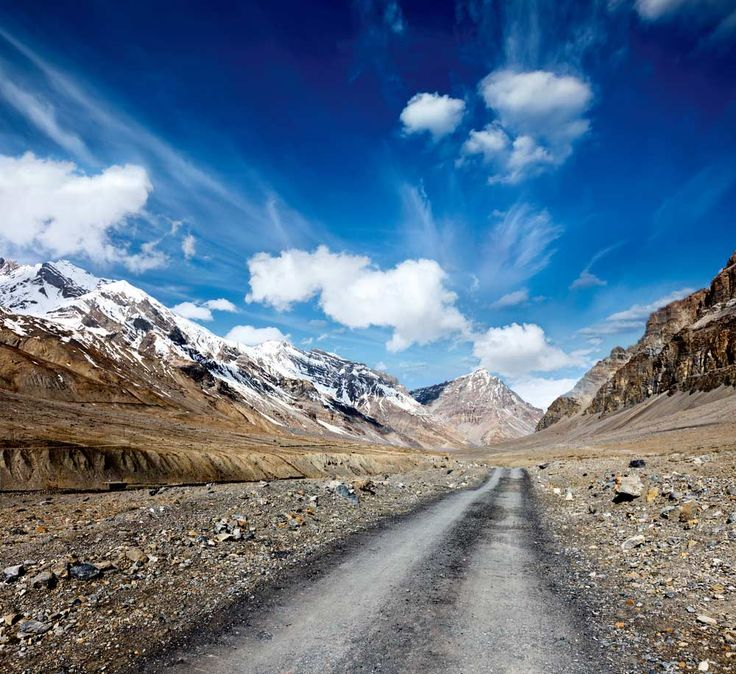 This way to Ladakh...Ladakh is a region of India in the state of Jammu and Kashmir that lies between the Kunlun mountain range in the north and the main Great Himalayas to the south, inhabited by people of Indo-Aryan and Tibetan descent. Wikipedia