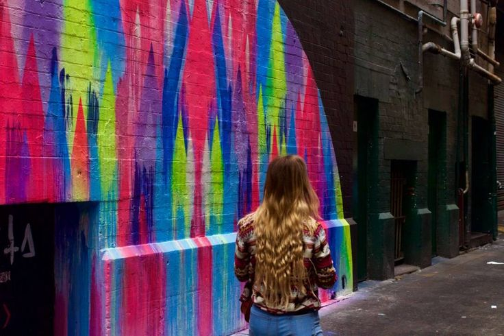 A Guide to Melbourne's Street Art... Walking through Melbourne can only be compared to walking through an art gallery sprinkled with hipster cafes. Colourful murals line each of its hidden laneways offering a unique escape from the common grey, concrete land masses that usually dominate such large cosmopolitan cities. For me, Melbourne's street art was one of it's primary cultural calling cards, displaying the city as a creative and artistic hub...