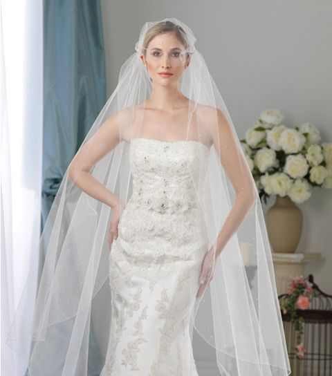 Wedding Veils On Itsabrideslife Weddingveils
