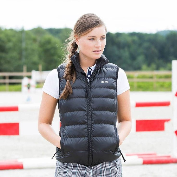 New day new giveaway! Today we will be giving away the Horze Luna Women's Padded Vest! We're thinking of a number between 1 and 1000. One person who guesses the number correctly will win the prize The winner will be announced at around 12 p.m. tomorrow on this post.