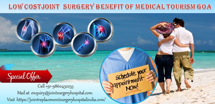 Minimum Cost Joint Replacement Surgery Packages At Goa With Joint Replacement Surgery Hospital India Consultant