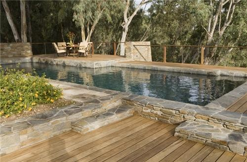 17 Best Images About Landscaping And Pools On Pinterest Decks Fence Design And Swimming Pool