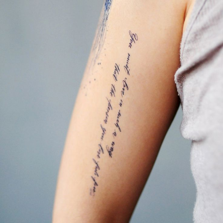 Tattoo Removal Quotes: Best 25+ Small Quote Tattoos Ideas On Pinterest