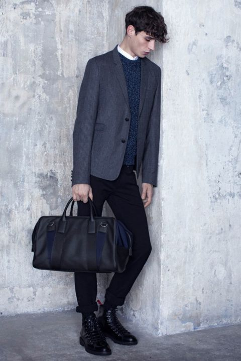 Dior Homme ディールオム 2014Pre-Fall Lookbook