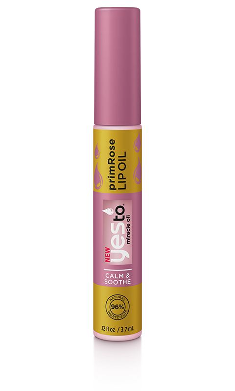 Yes To Primrose Lip Oil helps your lips feel lovely, merry, and bright!
