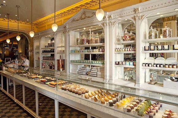 HiP Paris Blog » My First Paris: Tory Discovers Angelina's Chocolat Chaud