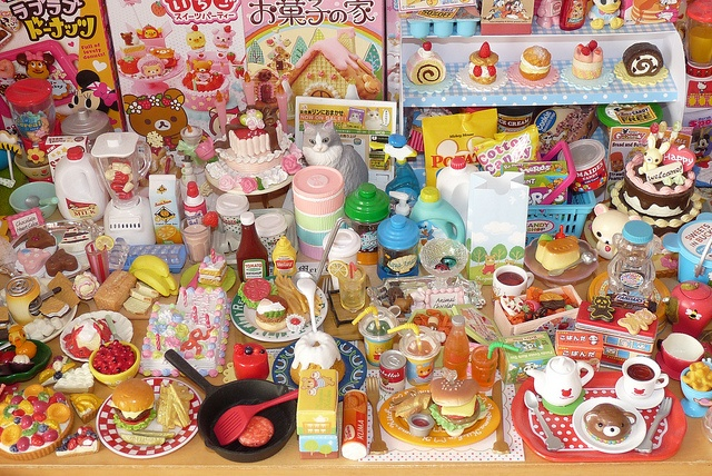 Re-Ment <3 by Chani-Chan, via Flickr