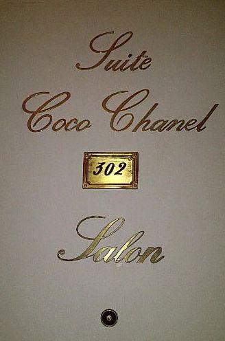 The Coco Chanel Suite at The Ritz Hotel in Paris | #CocoChanel Visit espritdegabrielle.com | L'héritage de Coco Chanel #espritdegabrielle