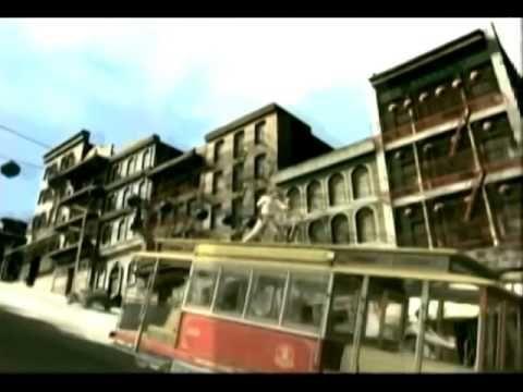 Indiana Jones (2006)  - First  Euphoria engine game