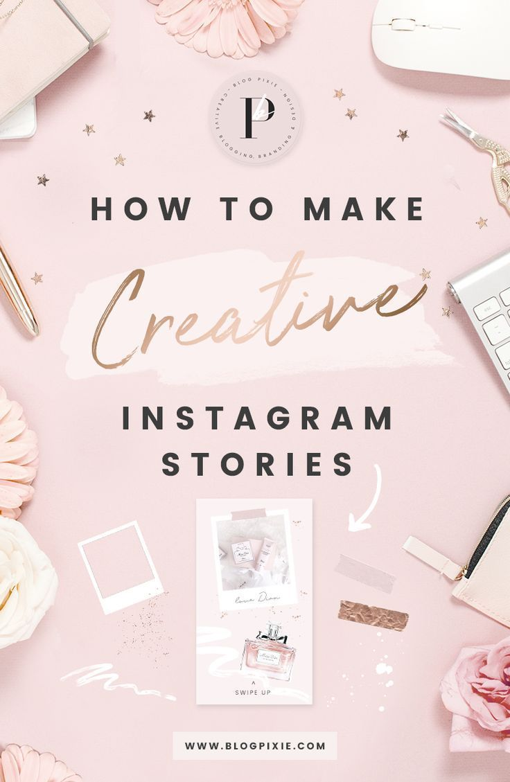 How To Make Creative Instagram Stories Instagram Apps Creative