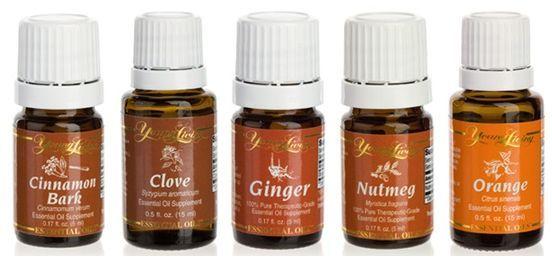 Image result for youngliving nutmeg, cinnamon bark, ginger
