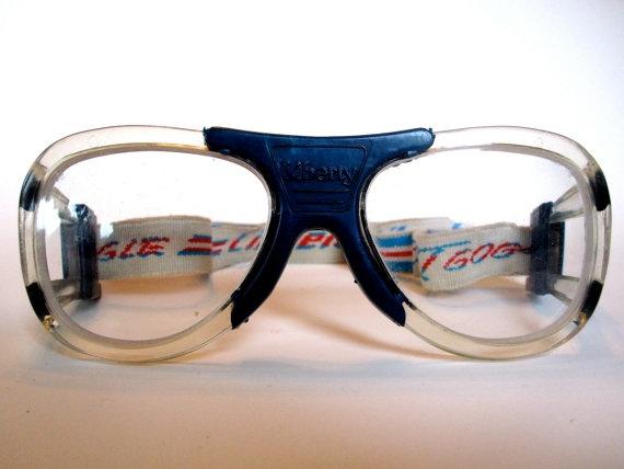 Vintage Sport Glasses