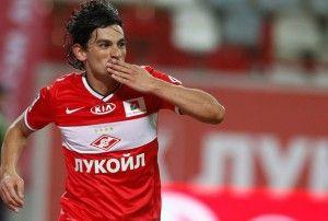 Tino Costa heading for Vicente Calderon - SoccerKickz
