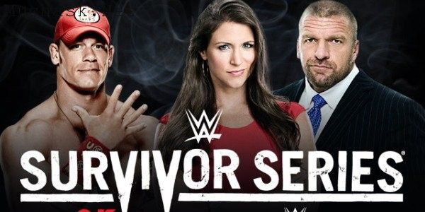 WWE Survivor Series 2014