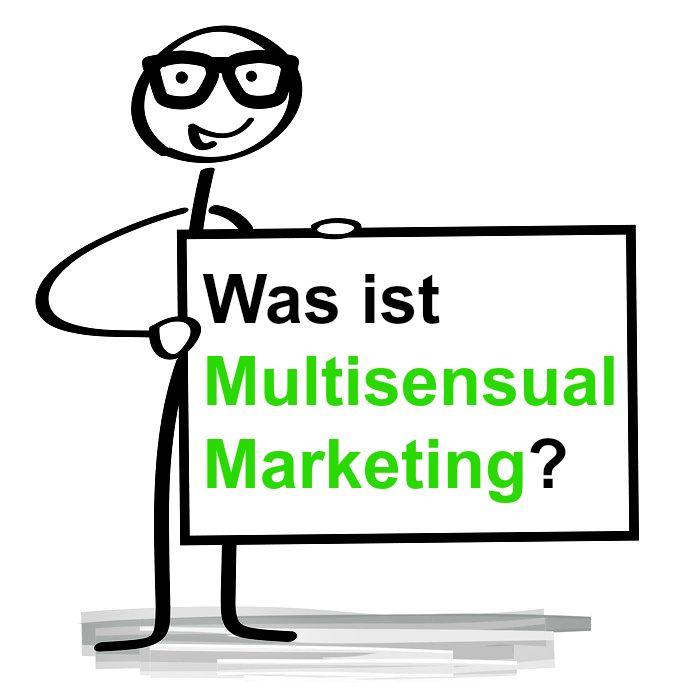 Multisensual Marketing versucht eine Marke für potenzielle Kunden mit allen Sinnen erlebbar zu machen. D.h. die Zielgruppe soll ein Produkt nicht nur sehen, sondern auch riechen, schmecken, hören und fühlen können.