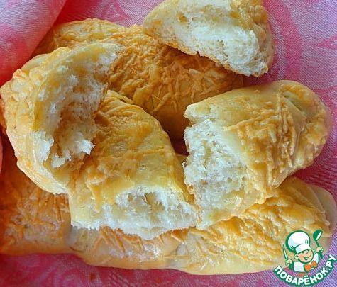 Bagietka z serem - przepis