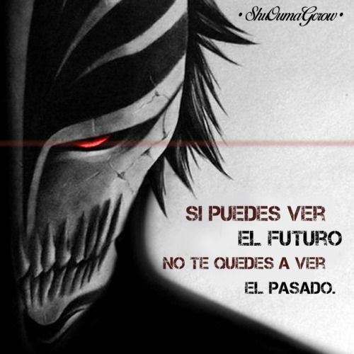anime frases frases anime sentimientos ShuOumaGcrow