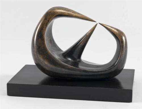 Three Points  - Henry Moore: Artists, Henry Moore, Sculpture, Points 1939 40, Henrymoore, Moore Om