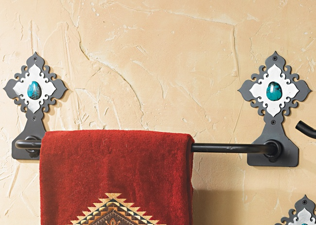 Black Diamond Turquoise Hand Towel BarS'Mores Bar, S'More Bar, Bar Basemnt, Towels Bar, Hands Towels