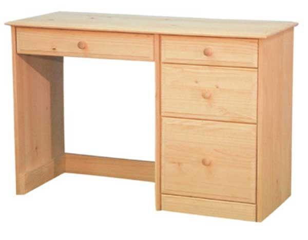Solid Pine Wood Unfinished Student Tables Desk Student Desks Office Desk
