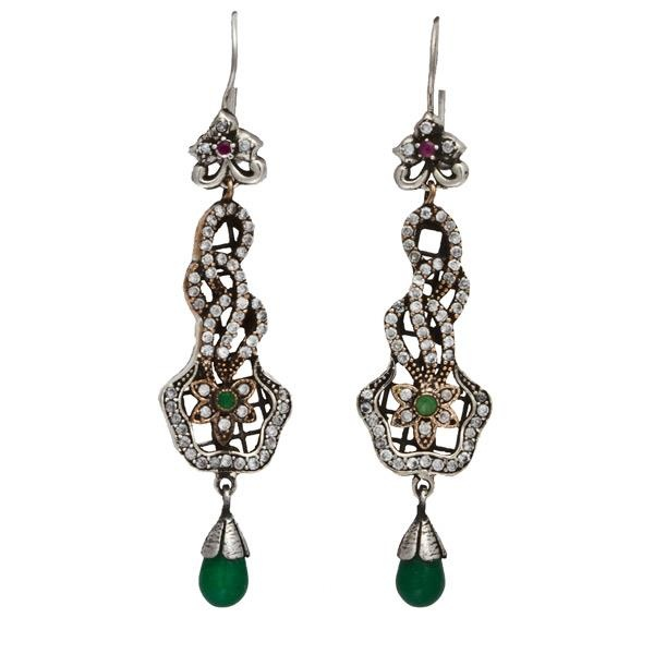 Theia Silver Earring & Turkish Wholesale Silver Jewelry #wholesale #silver #jewelry #earring #turkish https://www.facebook.com/TheiaSilverJewelry