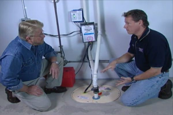 learn how to waterproof your basement watch a video containing