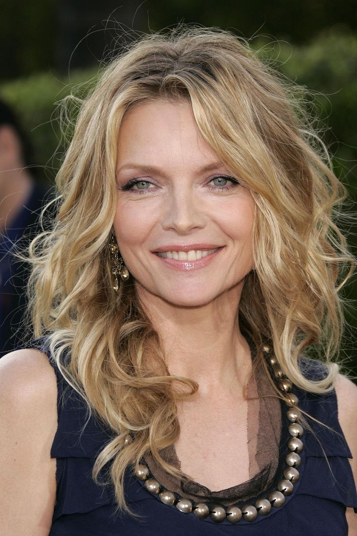Michelle Pfeiffer.  for a character as  Chers sister with Nicholas Cage. Story idea: 2 sisters involved with younger men.Couple #1 Johnny & Michelle