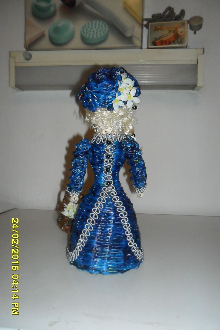 papierová bábika