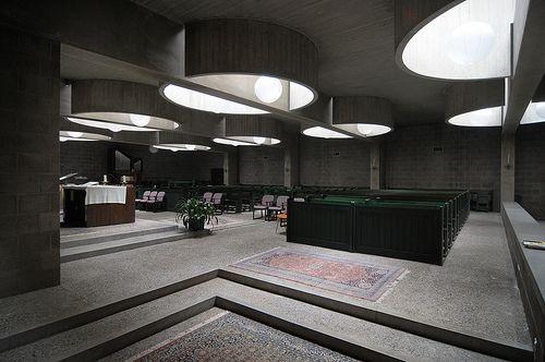 Pastoor-van-Ars-Kerk Aldo van Eyck (1918-1999), Den Haag 1970