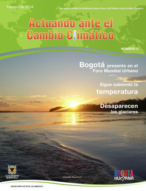 Boletin # 3 Secretaría del Medio Ambiente