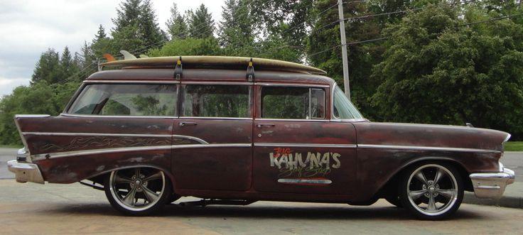 1957 chevrolet bel air 150 210 210 4 door station wagon for 1957 chevy wagon 4 door