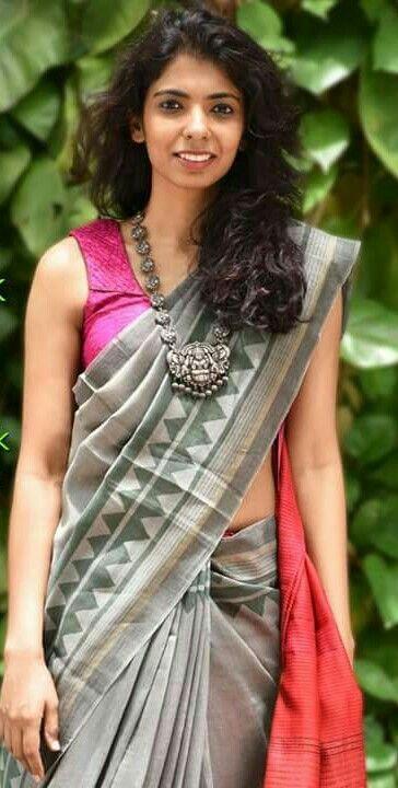 saree draping goals