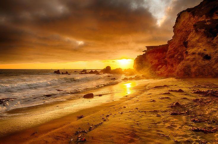Golden Sunset by Nazeem S on 500px