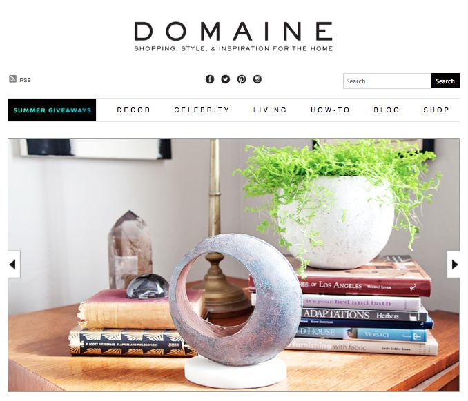Rosa Beltran Design Domaine Home House Tour