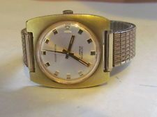 vintage man's 1960's Aucor watch MODELE JB DEPOSE Mechanical: Hand-winding Watch