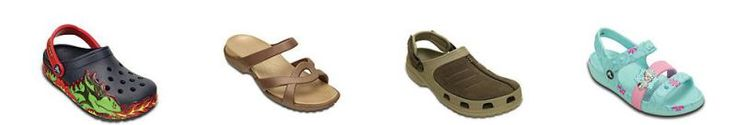 Crocs : $15 off $75 and $20 off $100 Promo Codes! #crocs #sale #promocode #shoes #fashion #style