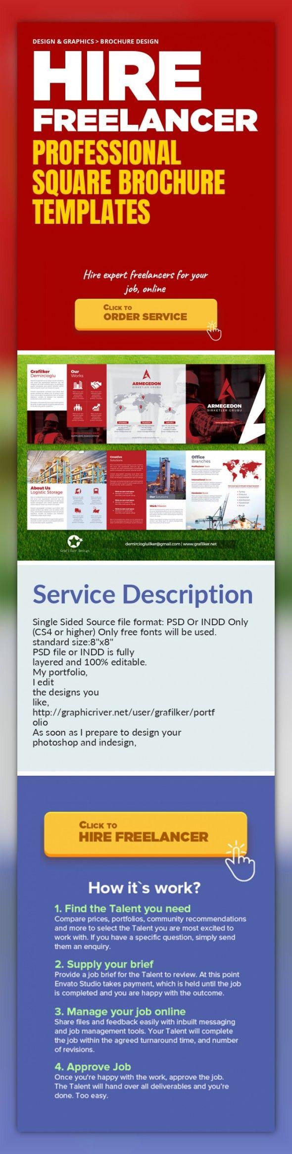 brochure maker online free website