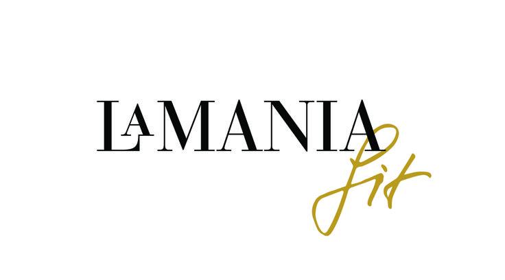 La Mania Fit logo