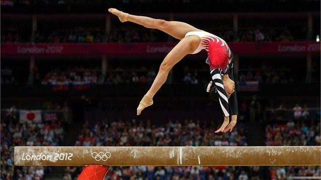 Balance beam - Artistic Gymnastics - Japan