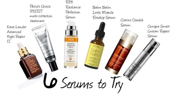 6 Serums to Try