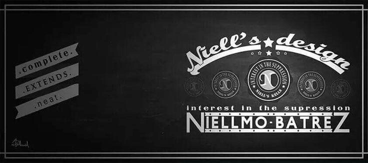 Niells design - blackboard
