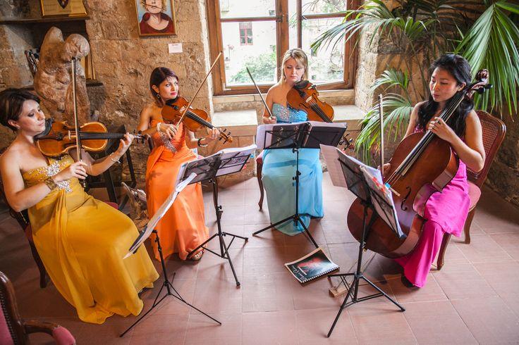 Dammen Quartet- String Quartet