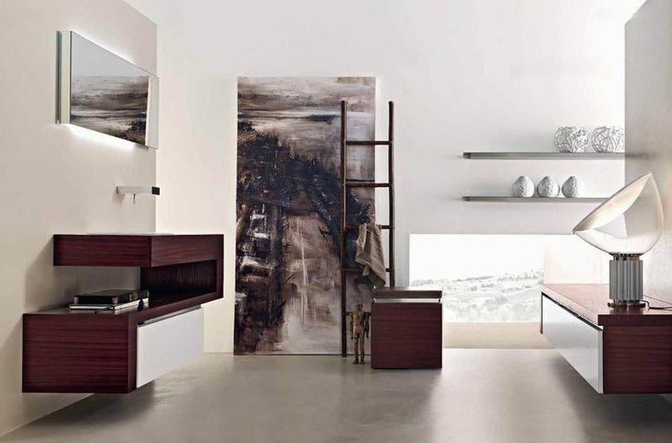 Moderní koupelnové vybavení značky Toscoquattro, více na: http://www.saloncardinal.com/bathrooms/galerie-toscoquattro