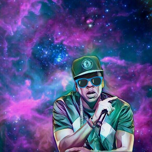 Algo de rap y galaxy ... Un poco de mi estilo.